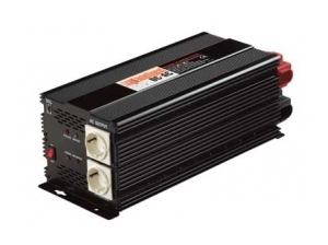 Invertteri 2500W/5000W 24V Intelligent