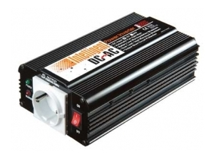 Invertteri 600W/1200W 12V Intelligent